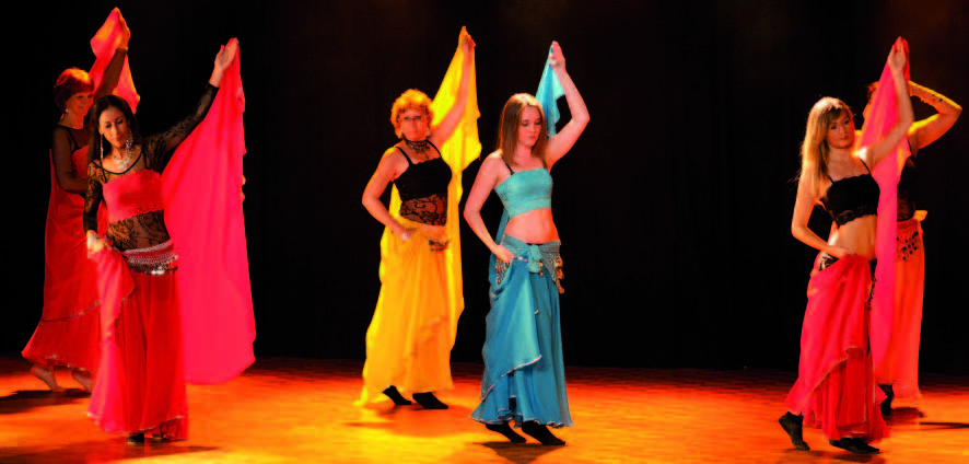 Stages danses orientales