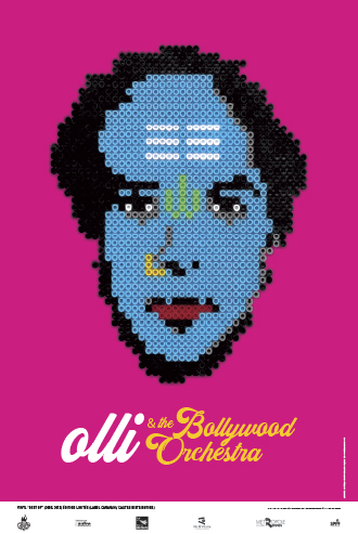 Olli and the Bollywood Orchestra (Version club)