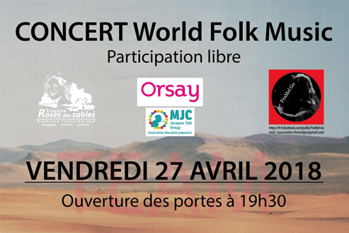 image Concert World Folk Music