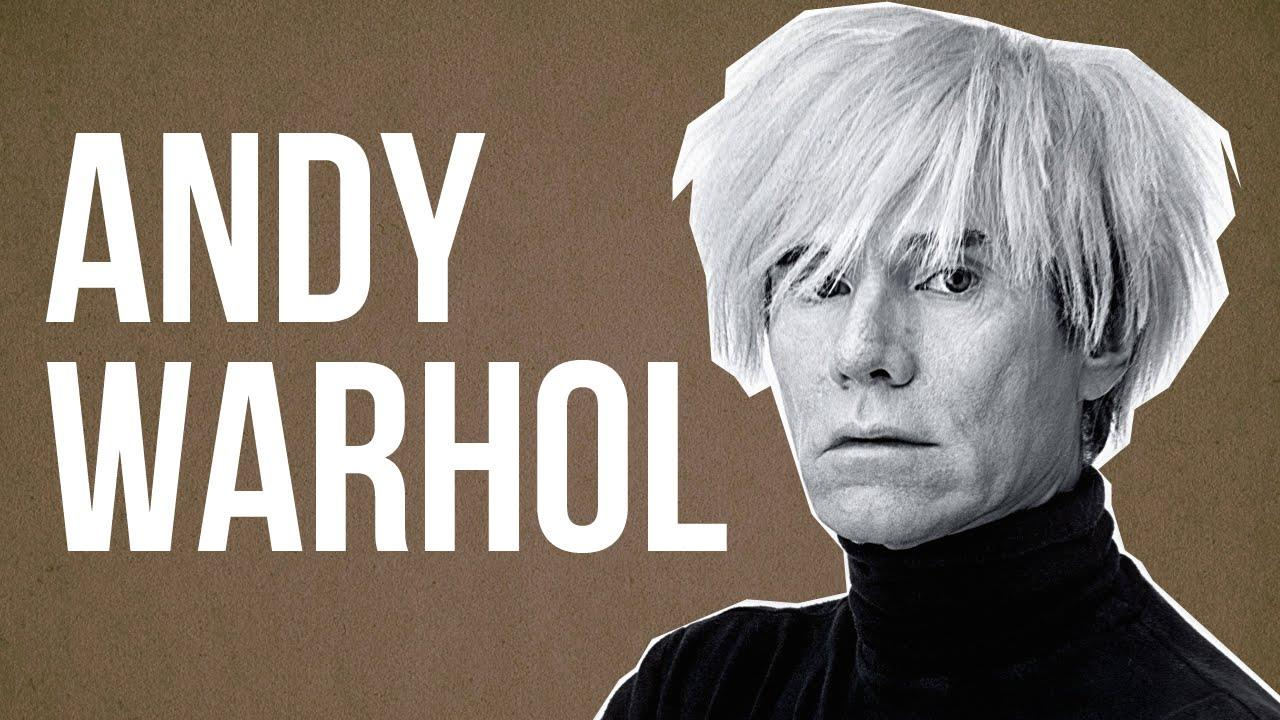 Conférence : Andy Warhol