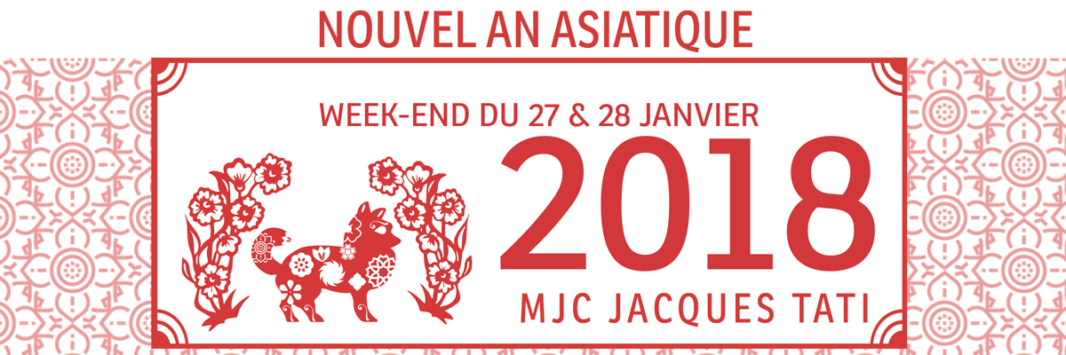 Nouvel An Asiatique 2018